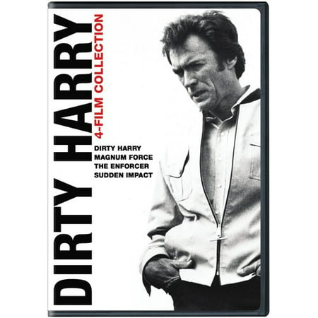 Dirty Harry: 4-Film Collection (DVD)