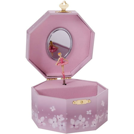 Ballerina Jewelry Box - Jewelry Boxes For Kids