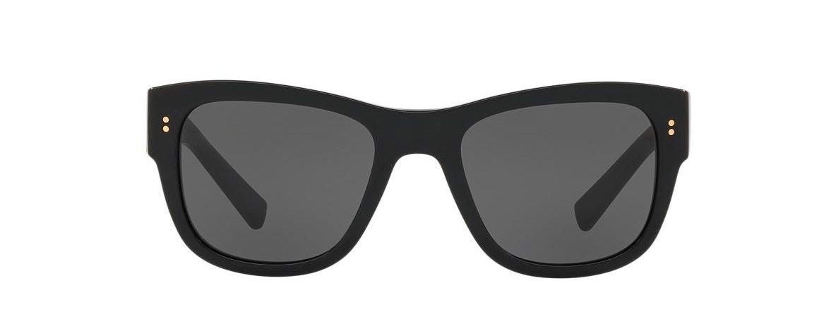 4b795902f740 Dolce   Gabbana - Authentic Dolce   Gabbana Sunglasses DG4338 501 87 Black  Frames Gray Lens 52mm