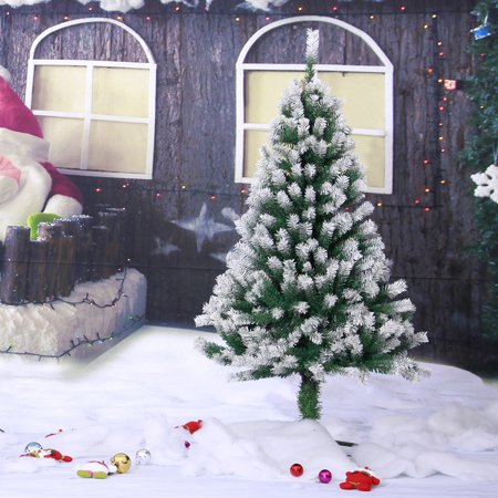 large 121518m spray snow white artificial christmas tree christmas decoration hall