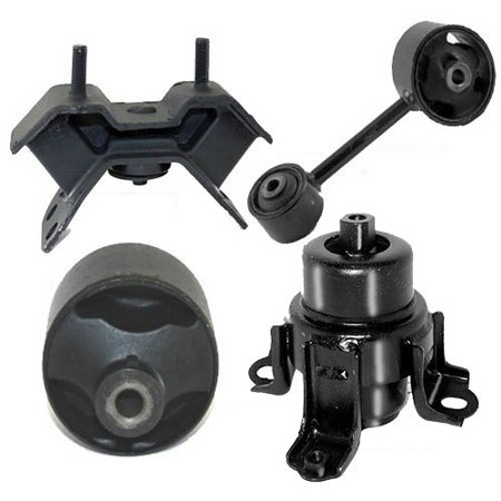 K0136 Fits 1997-2001 Lexus ES300 3.0L Motor & Transmission Mount Set Auto w/o variable timing 4 PCS : A7261, A7242, A7239, A6257