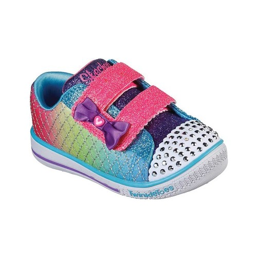 Skechers Infant Girls' Skechers Twinkle Toes Twinkle Play Sparkle Play Sneaker