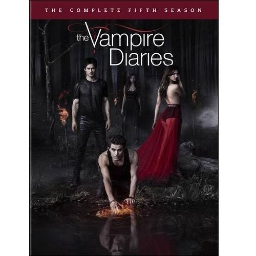 The Vampire Diaries: The Complete Fifth Season (Widescreen)