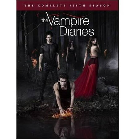 The Vampire Diaries  The Complete Fifth Season  Widescreen