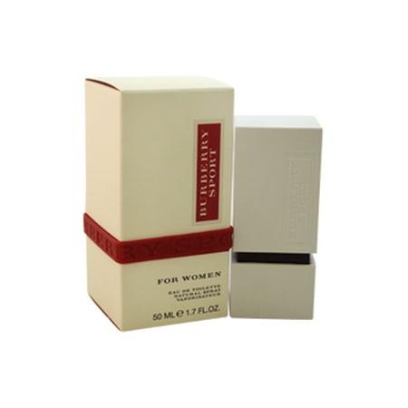 Burberry Sport for Women Eau De Toilette Spray 50ml/1.7oz