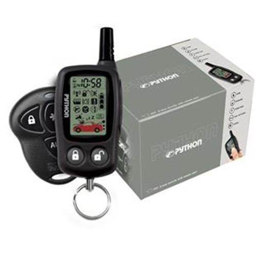 DIRECTED ELC 5303P Car Alarm, 1500 Foot Remote Range, With Remote Start, One Lcd 2-Way 2 Button And One 1-Way 4 Button