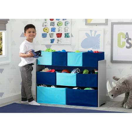 Best Delta Children Deluxe Multi-Bin Toy Organizer with Storage Bins deal
