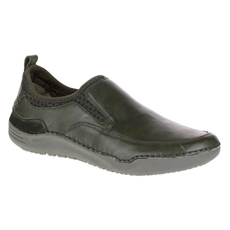 NEW Mens Hush Puppies Crofton Method Casual Shoes/Slip-On - Pick Size & - Hush Puppies Zappos