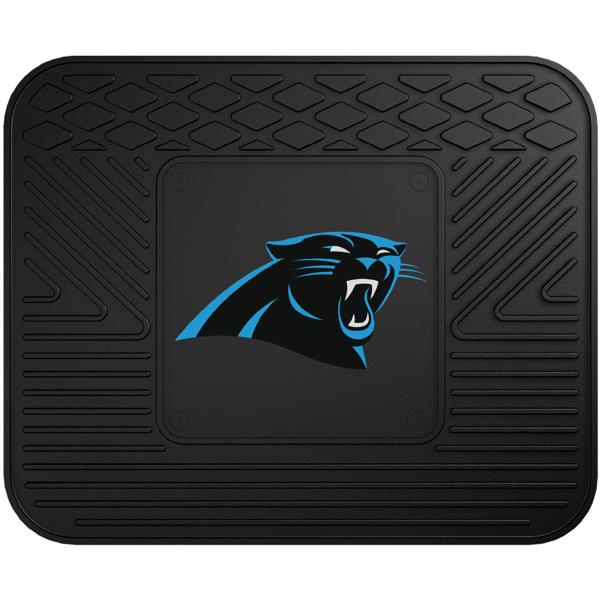 "Carolina Panthers Utility Mat 14""x17"""