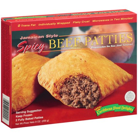 Caribbean Food Delights Jamaican Style Spicy Beef Turnover ...
