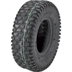 Kenda Tires 13448 Lawn & Garden Tractor Tubeless Replacement Turf Tire - 15 x 600 - 6 inch
