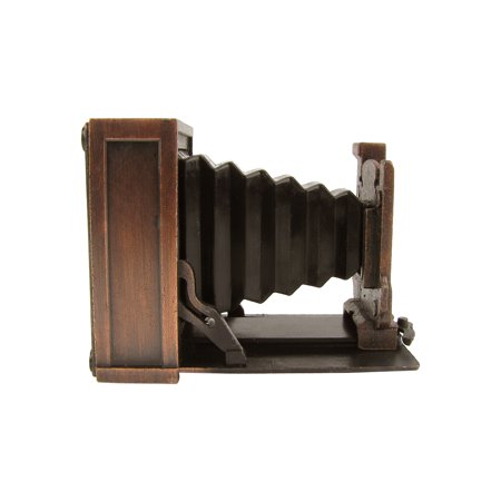 Camel Miniature - 1/4 Scale Miniature Antique Bellows Camera Dollhouse Accessory Pencil Sharpener