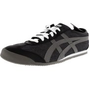 Onitsuka Tiger Mexico 66 Light Grey / Navy Ankle-High Leather Fashion Sneaker - 14M 12.5M