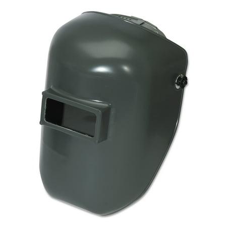 Honeywell Fibre-Metal Tigerhood Classic Welding Helmets, #10, Gray, 2 in x 4 1/4 in