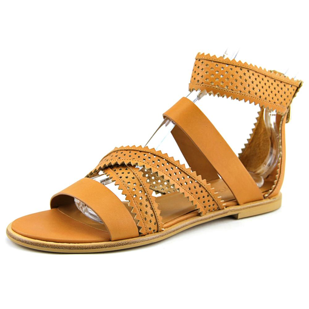 See By Chloe SB24191   Open Toe Leather  Gladiator Sandal