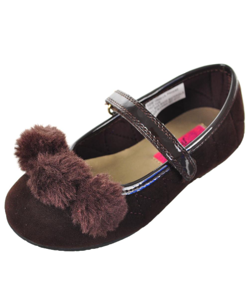 Girls' Phoebe Mary Jane Shoes (Toddler Sizes 5 - 10)