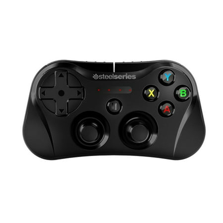SteelSeries Stratus Wireless Gaming Controller for iPhone/iPad/iPod (Wireless Gaming Controller)