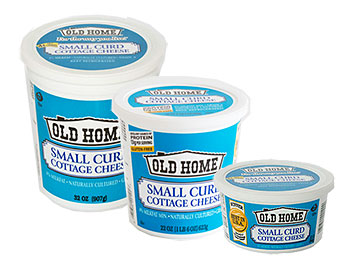 Awesome Old Home Foods Small Curd Cottage Cheese, 32 Oz