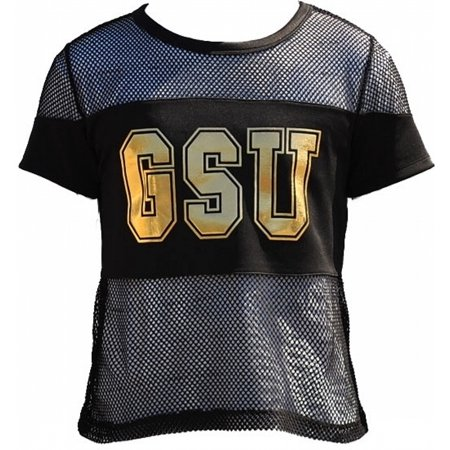 cheap for discount 09f78 d7749 Grambling State Tigers Mesh Ladies Tee [Black - 2XL]