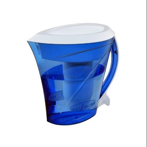 ZeroWater ZD-013 5 Stage Dual-Ion Exchange Filtration Pitcher (8 Cups)