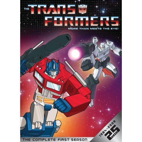 The Transformers: The Complete First Season - 25th Anniversary Edition: More Than Meets The Eye (Full Frame)
