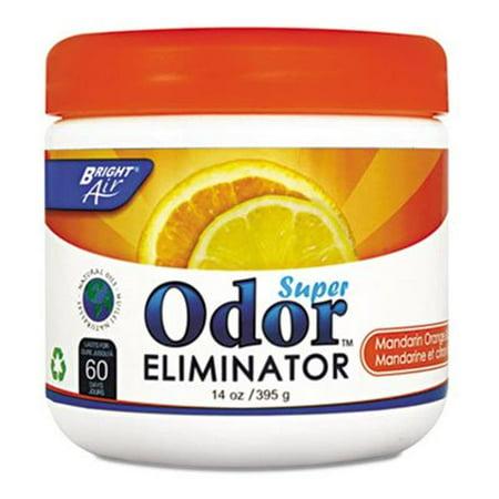 Super Odor Eliminator  Mandarin Orange & Fresh Lemon  14 oz