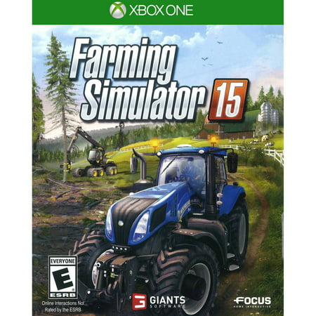 Image of Farming Simulator 15 (Xbox One) - Pre-Owned