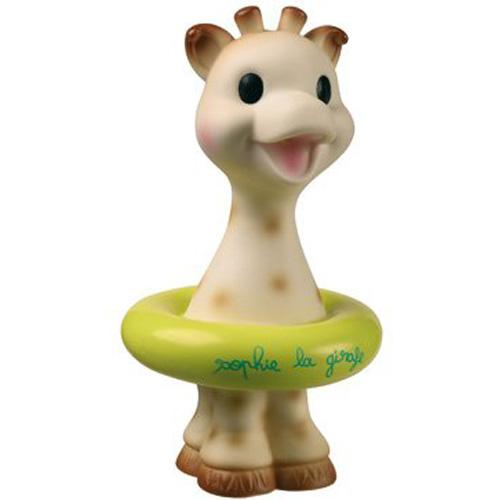 Vulli 10400  Sophie the giraffe bath toy  Colors May Vary