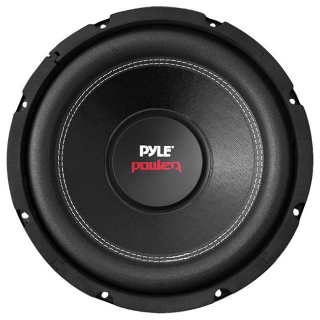 SOUND AROUND-PYLE INDUSTRIES PLPW10D 10 in. 1000 Watt Dual Voice Coil 4 Ohm Subwoofer