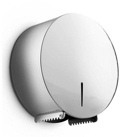 Otel Jumbo Roll Toilet Tissue Dispenser In Stainless Steel