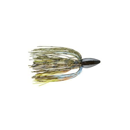 V&M 434BG Bluegill 3/4oz Slip-N-Jig Skirted Weight Lure o Hook - Fishing