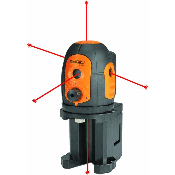 Self Leveling 5 Dot Laser Level