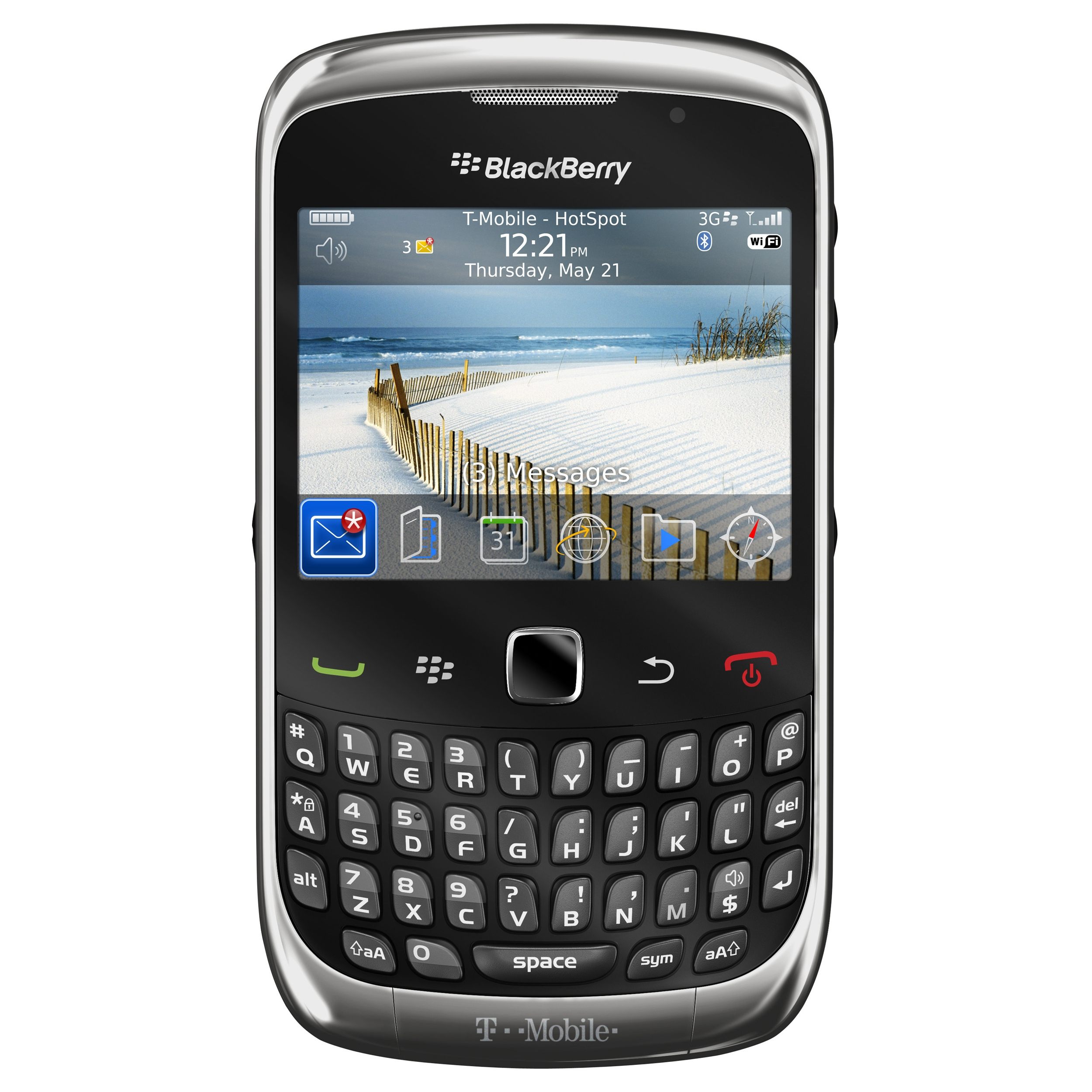 Blackberry Curve 3G 9330 Smartphone