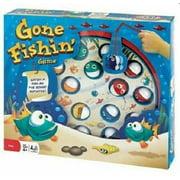 Cardinal Classic Gone Fishin' Game Fishing Motorized Game Board