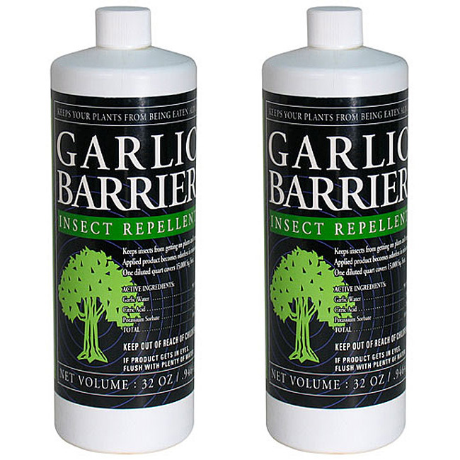 Mosquito Insect Repellent Garlic Barrier Liquid Concentra...