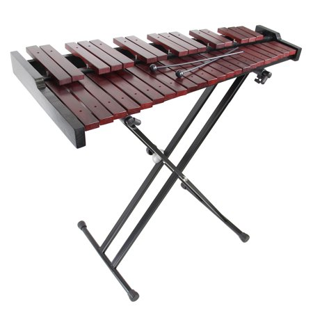 Mallet Case (Gearlux 37-Key Wooden Xylophone with Mallets, Stand, and Gig)