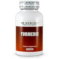 Dr. Mercola Turmeric - Antioxidant - 90 Vegetarian Capsules