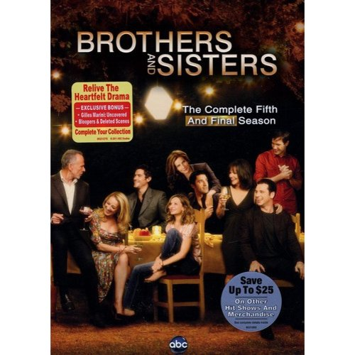 Brothers And Sisters: The Complete Fifth Season (Widescreen)