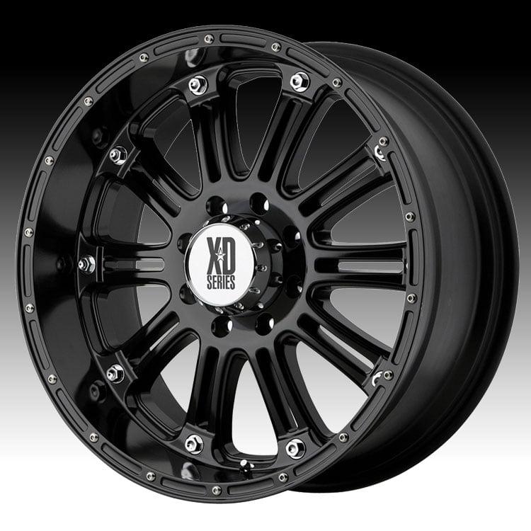 KMC-XD Wheels XD79522958330 XDWXD79522958330 KMC XD SERIES 22x9.5 795 HOSS GLOSS BLACK 5X150 bp 6.43 b/s 30 offset