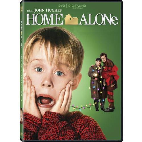 Home Alone (25th Anniversary Edition) (DVD   Digital HD) (With INSTAWATCH) (Widescreen)