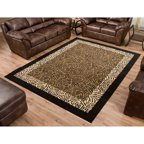 Better Homes And Gardens Animal Patchwork Rug Walmart Com