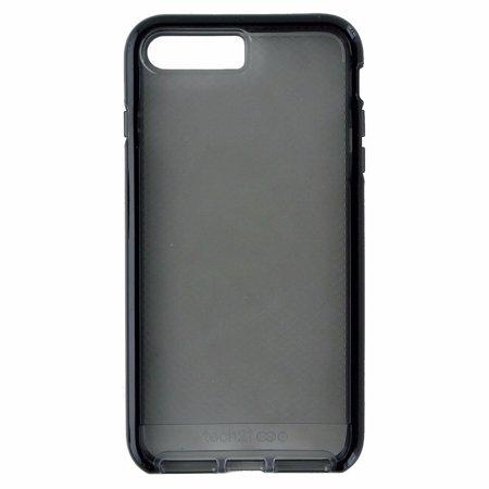 Tech21 Evo Check Series Flexible Case iPhone 8 Plus / 7 Plus - Smokey / Black