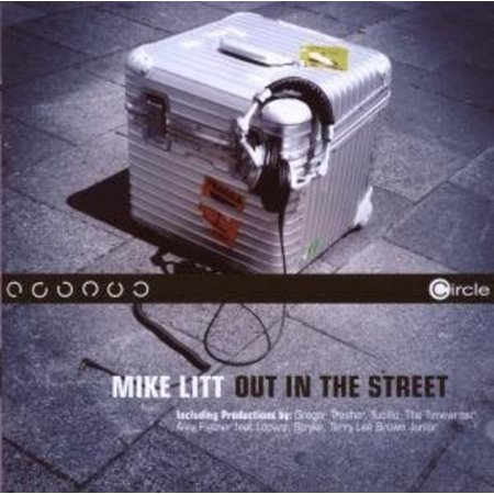 Out in the Street - Out in the Street [CD]