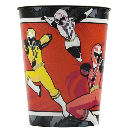 Power Rangers Ninja Steel 16oz Plastic Party Favor Cup](Power Ranger Party)