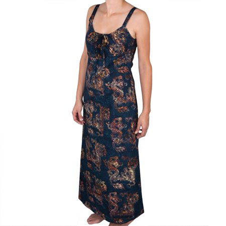 Lilo Dress For Adults (Bali Batik - Dragons - Juniors)
