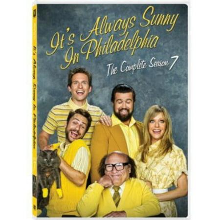 It's Always Sunny in Philadelphia: The Complete Season 7 (DVD)