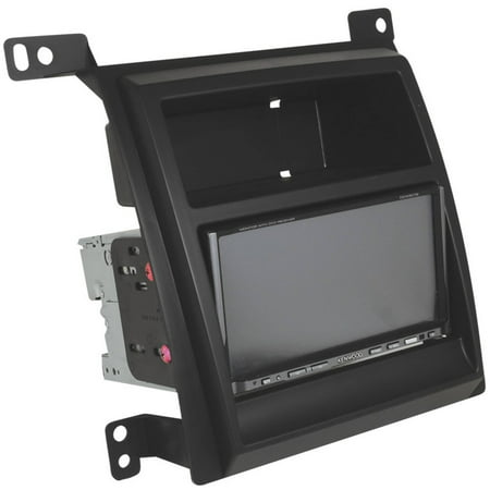 Scosche Gm5200b   2005 11 Cadillac Sts Iso Double Din   Din Pocket Dash Kit