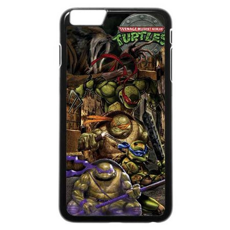Tmnt Group Painting iPhone 7 Plus Case