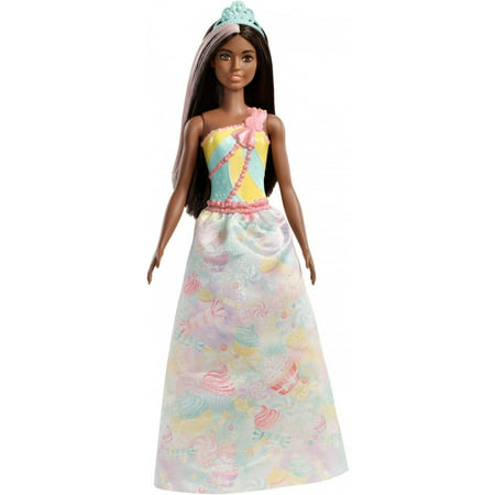 Barbie Dreamtopia Princess Doll Wearing Candy-Themed Outfit