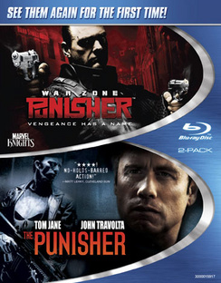 Punisher: War Zone   Punisher (Blu-ray) by LIONS GATE